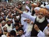 خیبرپختونخوا کو راولپنڈی سے ملانے والے اہم شاہراہوں کو کل بند کیا جائے گا، مولانا عطاء الرحمان فوٹو:فائل