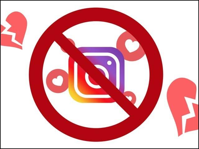 انسٹاگرام نے اپنی ایپ پرلائکس نہ دکھانے کا ایک تجربہ کیا ہے (فوٹو: فائل)