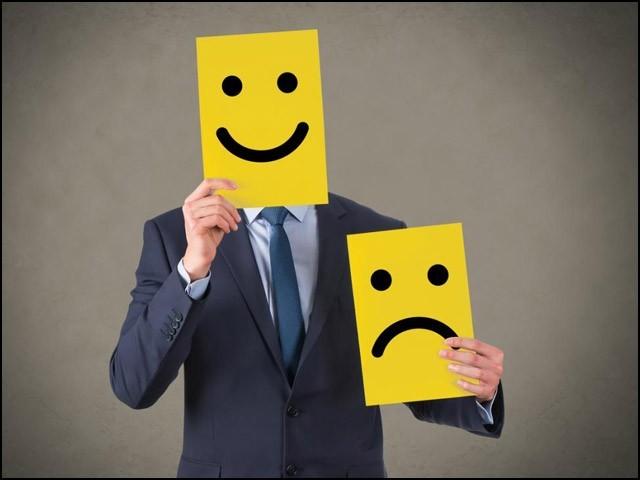 خوشی، ناخوشی اور مثبت و منفی سوچ کا ماخذ ہمارا دماغ ہے۔ (فوٹو: انٹرنیٹ)