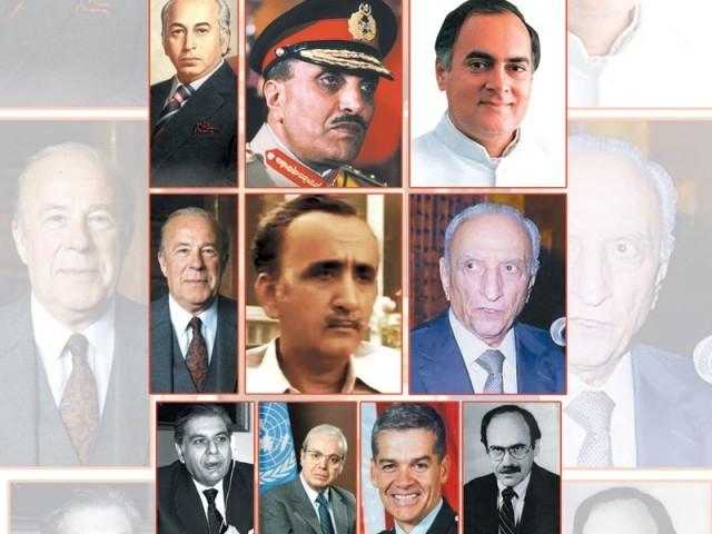 ذوالفقارعلی بھٹو اور جنرل ضیاء الحق کے بعد پاکستان سفارتی محاذ پر بہت کمزور ہو گیا تھا، پاک بھارت عسکری تصادم کی تاریخ۔