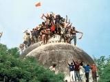 بھارتی سپریم کورٹ نے بابری مسجد کی جگہ رام مندر بنانے کا حکم دیا تھا۔ فوٹو : فائل