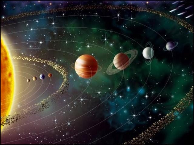 ہماری کائنات پراسراریت کا منبع ہے۔ (فوٹو: انٹرنیٹ)