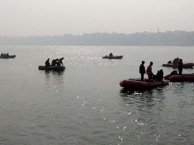 کشتی میں 30 سے زائد افراد سوار تھے، ریسکیو ذرائع۔ فوٹو : فائل