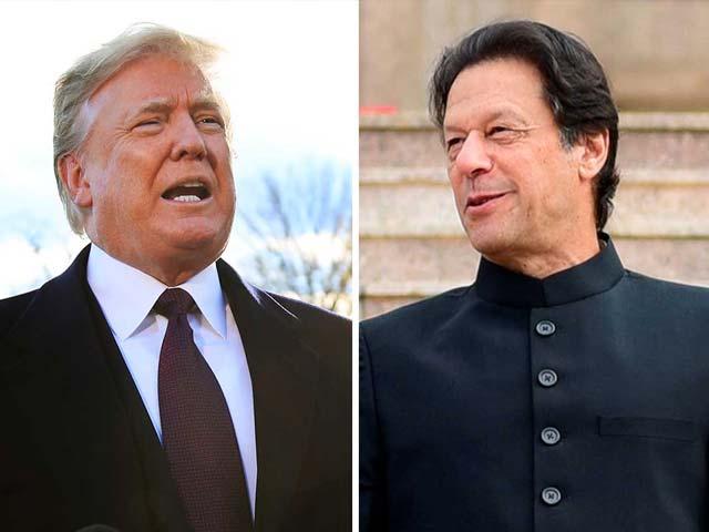 مثبت عمل میں پاکستان کی سہولت کاری کے لیے شکر گزار ہیں، امریکی صدر ڈونلڈ ٹرمپ