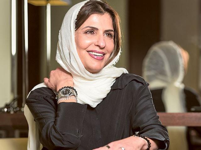شہزادی بسمہ سعودی عرب میں انسانی حقوق سے متعلق قانون سازی کیلیے بھی متحرک تھیں۔ فوٹو : فائل