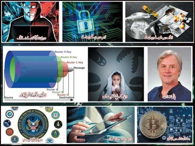 دنیائے انٹرنیٹ میں خوفناک جرائم کی آماجگاہ…ڈارک ویب کے جنم کی سنسنی خیز داستان ویب وجود میں آنے کا سنسنی خیز قصہ