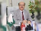 پروفیسر محمد آصف خان رکنیت حاصل کرنے والے دوسرے پاکستانی سائنسدان ہیں۔ فوٹو: فائل