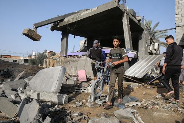 Israel Attack On Palestine 2