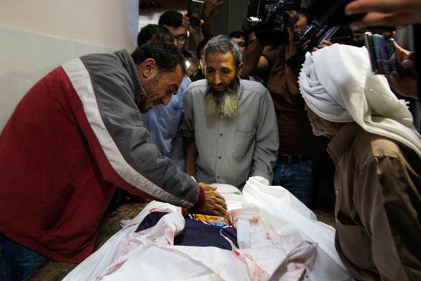 Israel Attack On Palestine 3