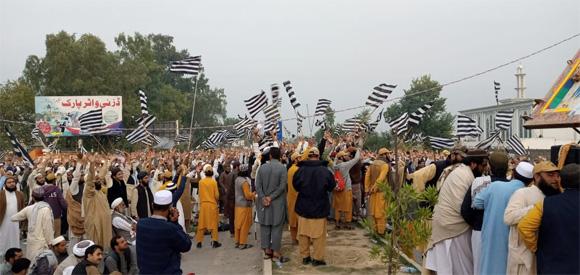 JUI Protest at KPK 5