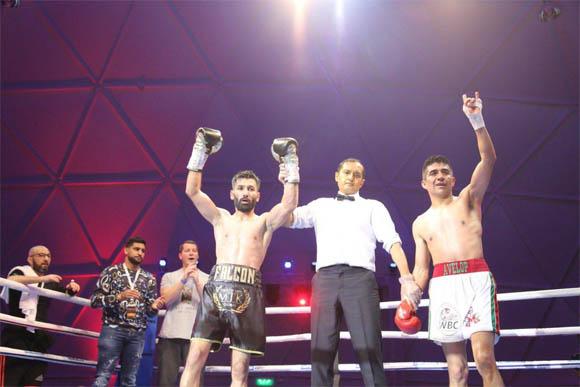 Pakistani Boxer Muhammad wasim win Mexican boxer ganigan lopez 2