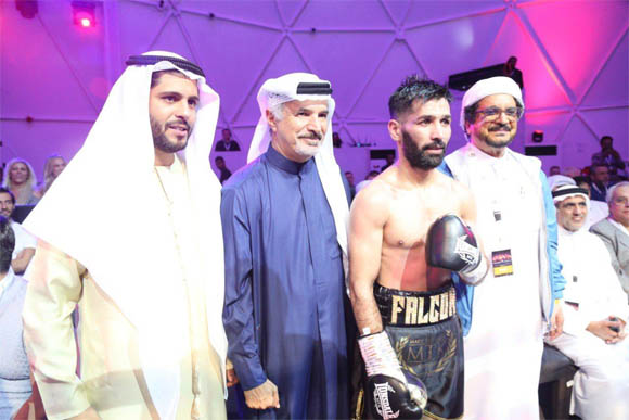 Pakistani Boxer Muhammad wasim win Mexican boxer ganigan lopez 4