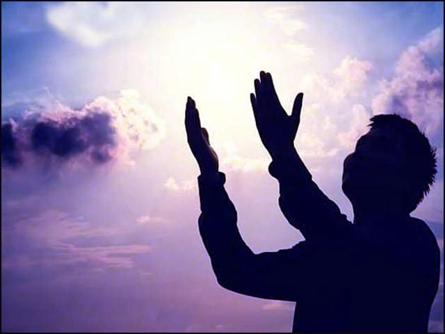 رب کے ذکر سے ہی دلوں کو سکون ہے۔ (فوٹو: انٹرنیٹ)