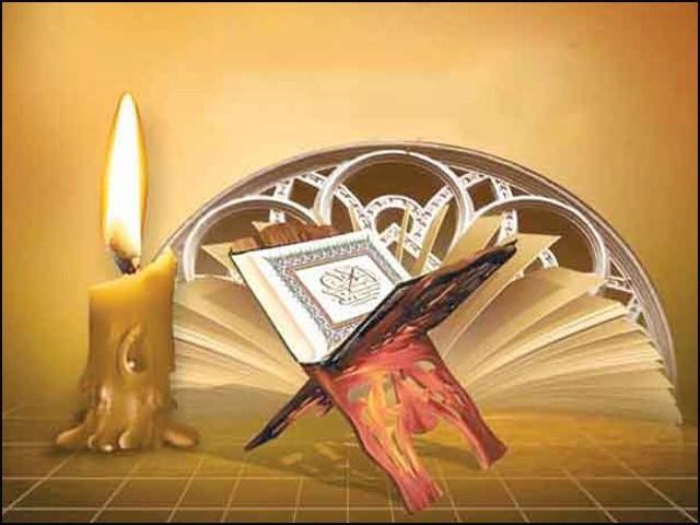 القرآن الکریم ہر لحاظ سے ایک کلامِ خداوندی اور معجزاتی کتاب ہے۔ (فوٹو: انٹرنیٹ)