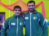 عنایت اللہ نے 70 کلوگرام اور عبدالرحمن نے79 کلوگرام میں پاکستان کے لئے سونے کا میڈل جیتا