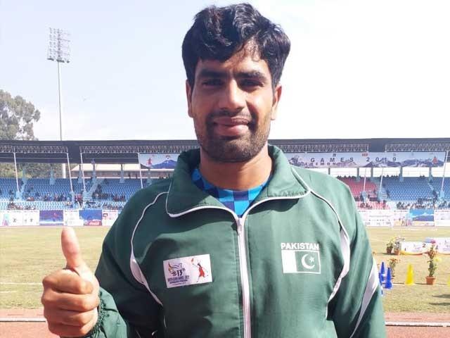 اولمپکس میں کوالیفائی کرنے کا خواب پورا ہونا پاکستان اور میرے لیے بہت بڑا اعزاز ہے، ارشد ندیم