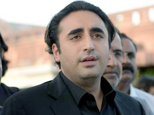 عمران خان کو اپنے ارد گرد بیٹھے کرپٹ لوگ نظر نہیں آرہے، چیئرمین پیپلزپارٹی۔ فوٹو:فائل