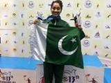 کٹھمنڈو میں جاری گیمز کے دوران پاکستانی کھلاڑیوں کے مجموعی تمغوں کی تعداد 126 ہو گئی