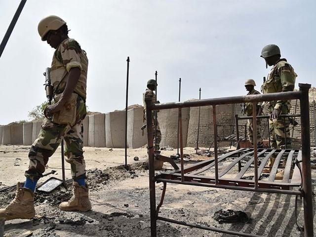 حملے میں 12 فوجی زخمی بھی ہوئے جب کہ بعض اہلکار لاپتہ ہیں، ترجمان وزارت دفاع، فوٹو: فائل