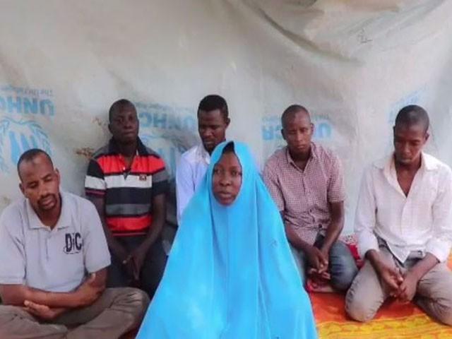 جولائی میں اغوا ہونے والے 6 کارکنوں میں سے 1 کو ستمبر اور 4 کو آج قتل کردیا گیا، فوٹو : اے ایف پی