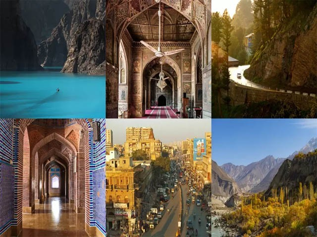 امن کی بحالی،نرم ویزا پالیسی،بلند ترین پولو گراؤنڈ، شندور میلے، بلند پہاڑ،وادی کیلاش،ملکی ثقافت، تاریخی مقامات وجہ ہیں (فوٹو: کونڈے ناسٹ میگزین)