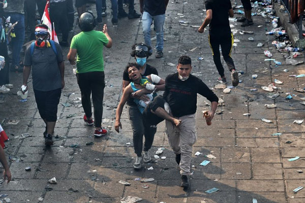 Iraq Protest 1