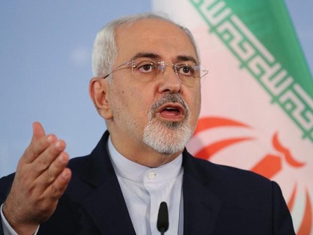 امریکی اڈوں پر حملہ اقوام متحدہ کے چارٹر کی شق 51 کے تحت کیا، ایرانی وزیرخارجہ فوٹوفائل