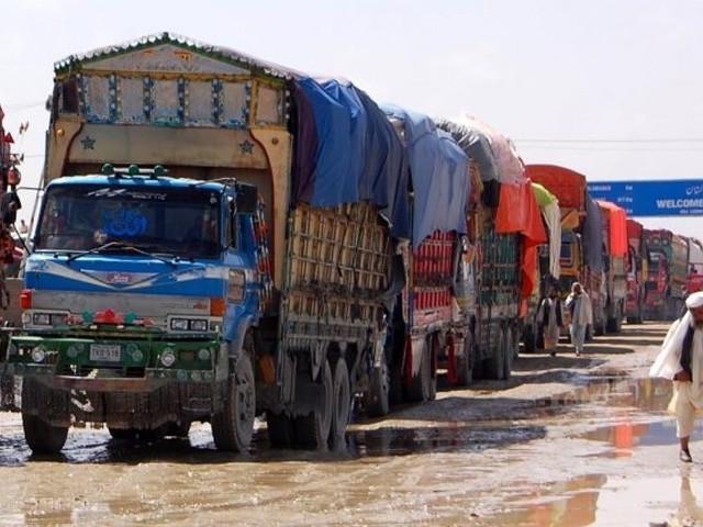افغانستان سے بھارت کے لیے برآمدی کنٹینرز پر ڈیوائس چسپاں ہوں گے، ڈی جی افغان ٹرانزٹ ٹریڈ۔ فوٹو:فائل