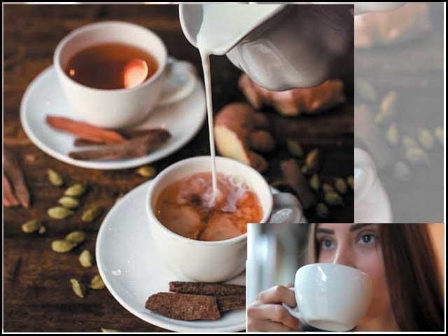 دودھ والی چائے کے استعمال سے اضطراب، ذہنی تناؤ اور بے چینی پیدا کرتی ہے