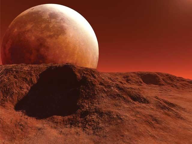 اس سال سُرخ سیارے کی طرف کون کون سے مشن روانہ ہوں گے؟