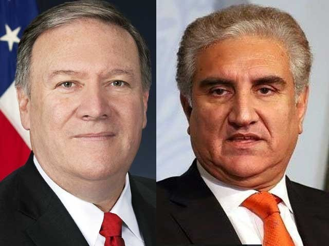 ملاقات میں پاک امریکا تعلقات، اہم علاقائی و باہمی دلچسپی کے امور پر تبادلہ خیال کیا گیا۔ فوٹو:فائل