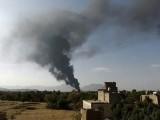 میزائل حملہ حوثی باغیوں نے کیا، یمنی فوج کا دعویٰ (فوٹو: فائل)