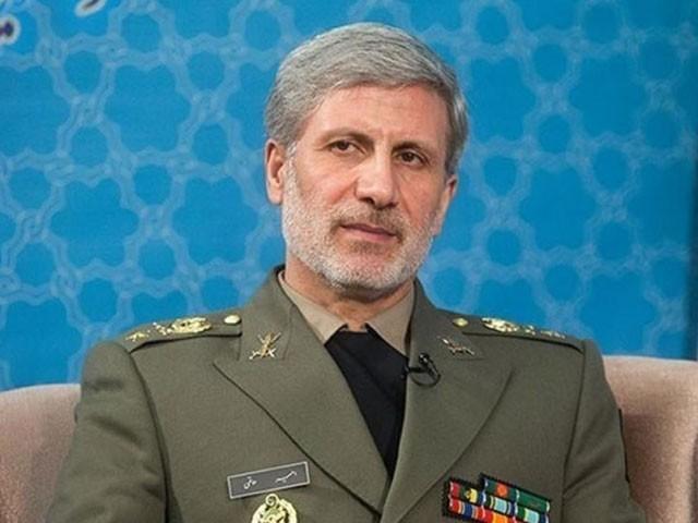 ایران اپنے بہادر اور ہر دلعزیز جنرل کی ہلاکت کا بدلہ لے گا، وزیر دفاع ( فوٹو: فائل)