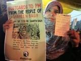 نئی دہلی کے مسلمانوں نے بھارتی شہریت کے متنازع قانون پرپوسٹ کارڈ اور خطوط مہم شروع کردی ہے (فوٹو: الجزیرہ)