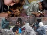 منشیات کا استعمال کرنے والے ندی نالوں سے اعلیٰ درس گاہوں تک پہنچ چکے ہیں۔ (فوٹو: فائل)