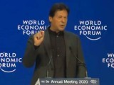 افغانستان میں قیام امن کیلئےامریکاسےملکرکام کررہےہیں، عمران خان کا ڈیووس میں خطاب