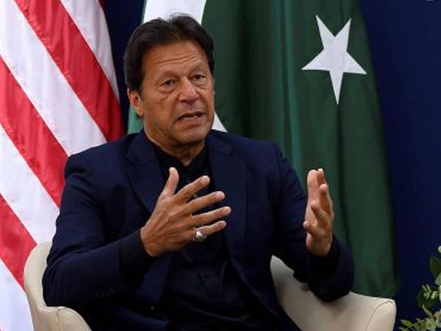 پاکستان کی ترقی کےلیے بہتر نظام حکومت ہونا نا گزیر ہے، عمران خان فوٹو: فائل