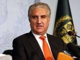 وزیراعظم نے صدر ٹرمپ کو بتادیا ہے کہ کشمیر پر 2 جوہری طاقتیں آمنے سامنے آسکتی ہیں، شاہ محمود قریشی۔ فوٹو: فائل