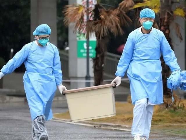 چین میں 830 افراد میں اس وائرس کی تصدیق ہوگئی جن میں سے 177 کی حالت تشویشناک ہے