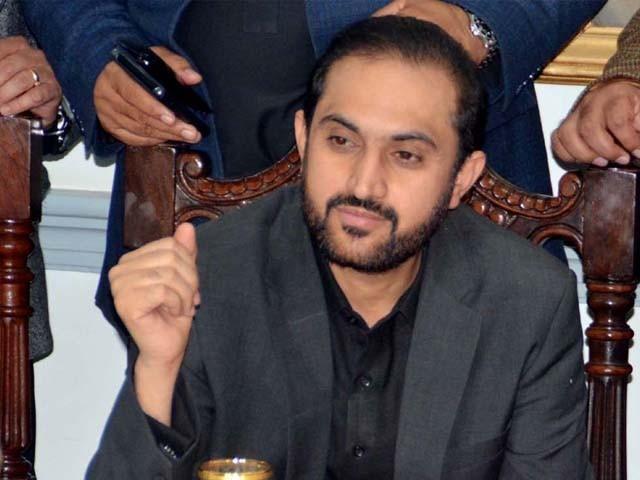 بلوچستان حکومت کا پہیہ جام ہے اور کام نہیں ہورہا، عبدالقدوس بزنجو۔ فوٹو : فائل