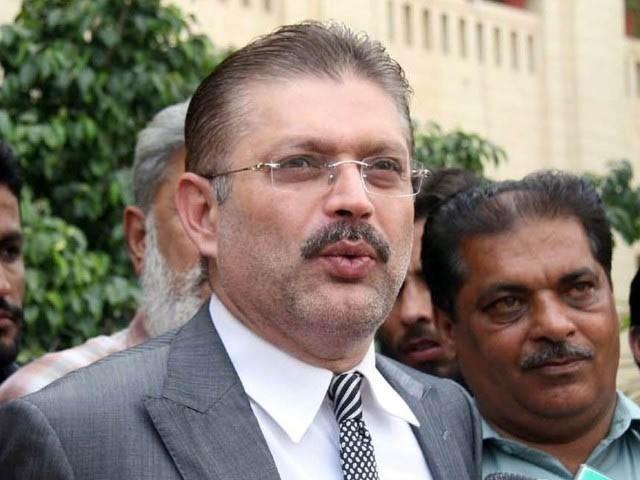 سندھ ہائی کورٹ نے نیب سے شرجیل میمن کے خلاف خفیہ انکوائری کی تفصیلات مانگ لیں (فوٹو: فائل)