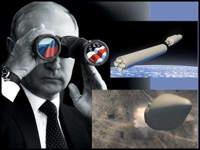 روس کے نت نئے خطرناک ہتھیار کیا نئی سرد جنگ کا آغاز کر دیں گے؟ خصوصی رپورٹ. فوٹو: فائل