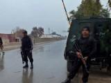 مقابلے میں دو پولیس اہلکار بھی زخمی ہوئے ہیں، پولیس فوٹو: فائل
