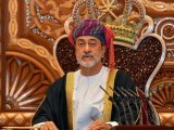 مجھے اعلیٰ حضرت، مولانا یا سلطان معظم کے القاب سے نہ پکارا جائے، سلطان عمان فوٹو : فائل