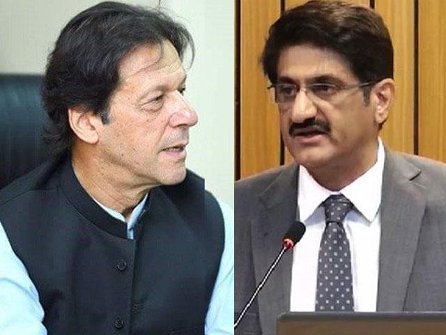وزیر اعظم اور وزیر اعلیٰ سندھ کے درمیان رابطہ، مراد علی شاہ کا آئی جی کے لیے مزید نام دینے سے انکار (فوٹو : فائل)