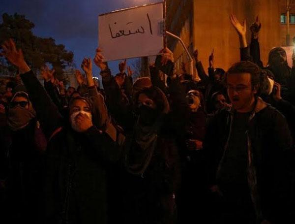 Iran Protest 4