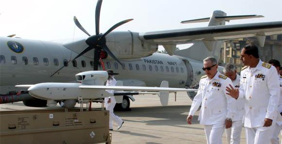 Pak Navy new plane