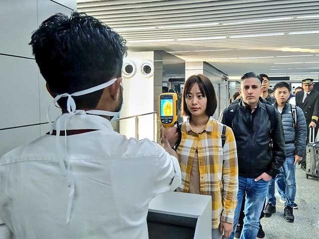 مسافروں میں دو چینی اور دو پاکستانی طالب علم شامل ہیں - فوٹو: فائل