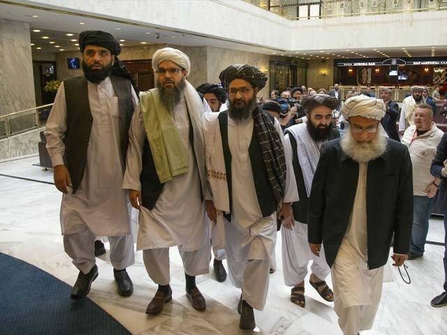 امن معاہدہ کی صورت میں غیر ملکی افوج کے افغانستان سے انخلا کے معاملات بھی طے پاسکتے ہیں، خبر رساں ادارہ