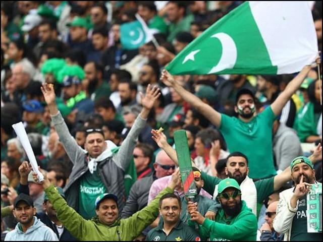 پاکستان کے گراؤنڈز میں سبز ہلالی پرچم دوبارہ سے لہرانا شروع ہوگیا ہے۔ (فوٹو: انٹرنیٹ)